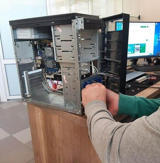Чистка компьютеров в могилеве
