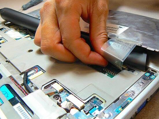 замена клавиатуры ноутбука могилёв